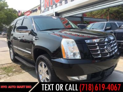 2007 Cadillac Escalade Base (Black)