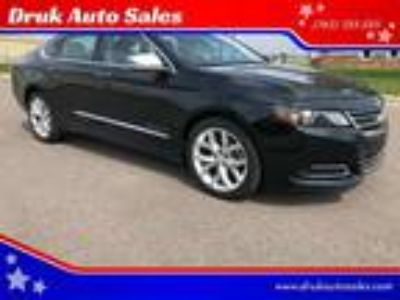 used 2018 Chevrolet Impala for sale.