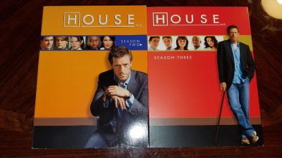 Two seasons of House