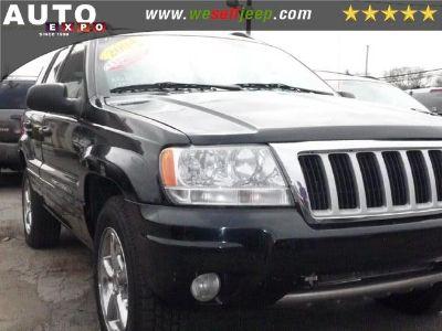 2004 Jeep Grand Cherokee Limited (GRAY)