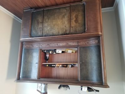 Antique Germany cabinet
