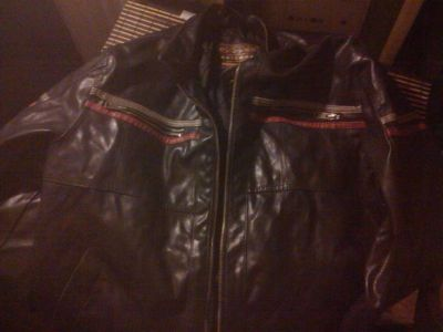 MENS  WOMENS LEATHER JACKETS