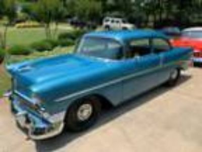 1956 Chevrolet Bel Air/150/[phone removed] Chevrolet 210 Harbor Blue 350 4 speed