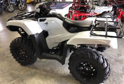2017 Honda FourTrax Foreman 4x4 Utility ATVs Fairfield, IL