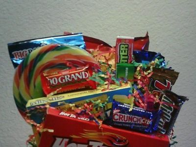 Candy Snack Basket Classes in Dallas, TX