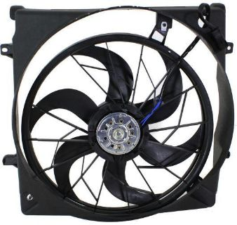 Buy New Radiator Fan Cooling Jeep Liberty 2005 CH3115148 55037691AA motorcycle in Carson, California, US, for US $86.05