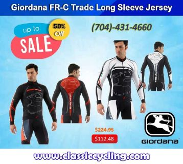 Best Offers On Giordana Men's Winter Jersey @ Classic Cycling