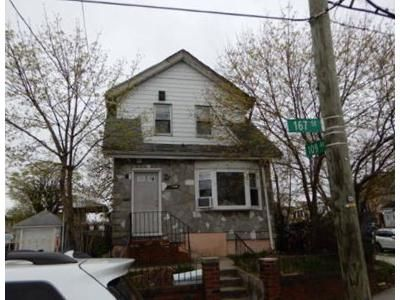 3 Bed Preforeclosure Property in Jamaica, NY 11433 - 167th St