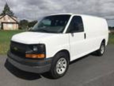 Used 2014 CHEVROLET EXPRESS G1500 For Sale