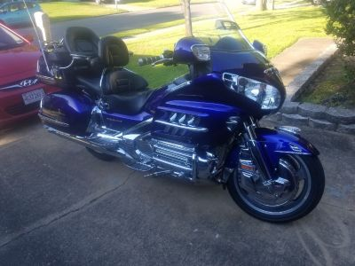 2002 Honda GOLD WING 1800 ABS