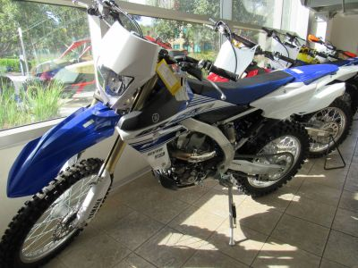 2016 Yamaha WR450F Competition/Off Road Motorcycles Irvine, CA