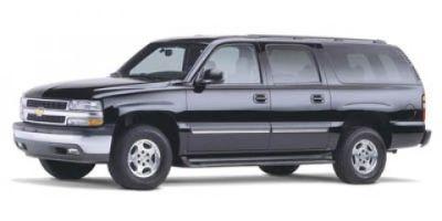 2005 Chevrolet Suburban 1500 LS (Silver Birch Metallic)