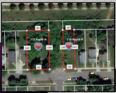 Amazing Vacant Lot Property in Pontiac Michigan!