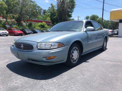 2003 Buick LeSabre Custom (BLU)