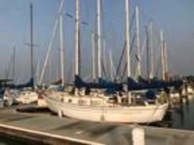 1976 Allied Seawind Ketch