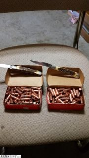 For Sale: HORNADY 250 GR ROUND NOSE 338