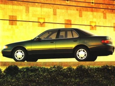 1996 Toyota Camry Collector (Tan)