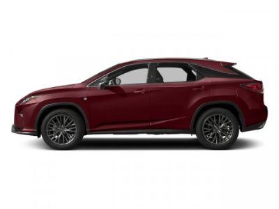 2018 Lexus RX RX (Matador Red Mica)