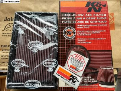 K&N High Performance Air filter new