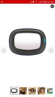Car Mirror to See Baby