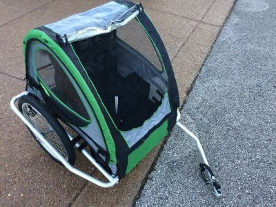 InStep Double Bike Trailer (barely used!)