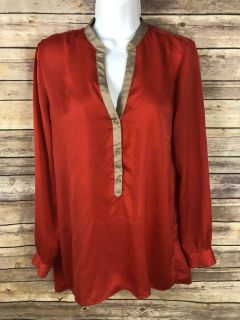 Willi Smith Long Sleeved Blouse