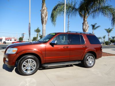 2010 Ford Explorer Limited 4X4 -Tow Behind-