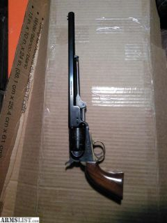 For Sale/Trade: 1851 colt buntline (SHIPPING)