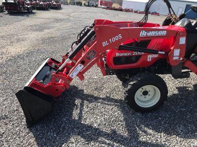2019 Branson Tractors BL100S Front-End Loader Attachments Leesburg, AL