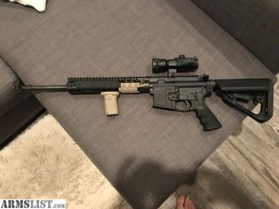 For Sale/Trade: Sig sauer m400 enhanced 300 blkout