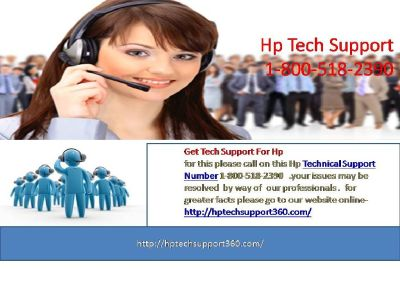 Hp Tech Support  1-800-518-2390: All Branded Technical Support