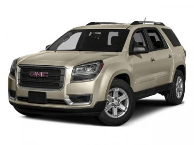 2016 GMC Acadia SLE-2 (Ebony Twilight Metallic)