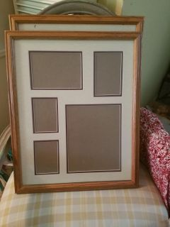 2 picture Frames in Great condition. $7 for both. 23 by 18