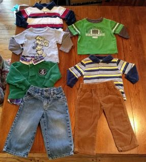 Boys 12 month Fall/Winter Clothing