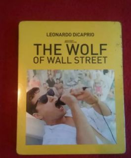 The Wolf of Wall Street 2 dvd set