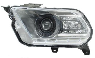 Find 2010-2012 Ford Mustang Driver Side Headlight HID XENON motorcycle in Croswell, Michigan, US, for US $130.00