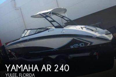 2015 Yamaha AR 240 HO
