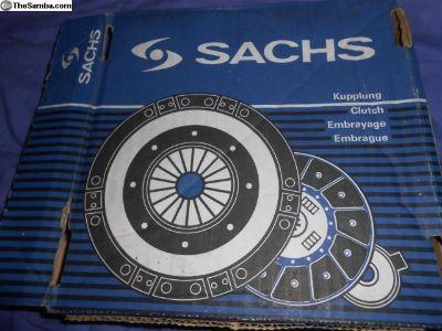 Poorsche 356 B/C Super90 200mm Clutch Disc-New