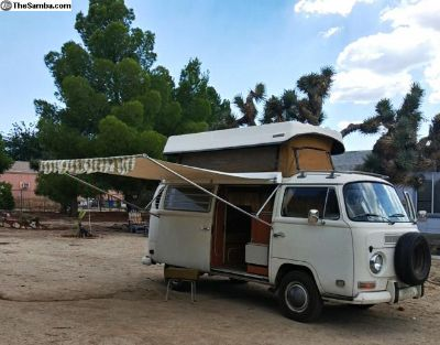 1970 VW Bus 2nd Owner Westfalia/Trinity Camper