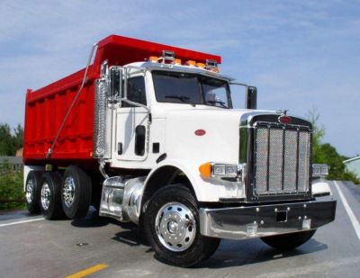 Dump truck financing - All credit scores are welcome