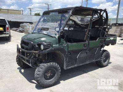 Kawasaki Mule PRO-DXT 4x4 Utility Vehicle