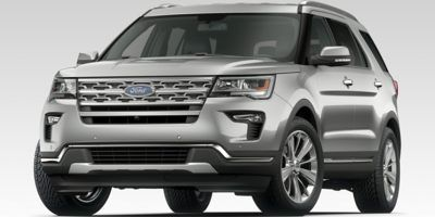 2019 Ford Explorer Sport 4WD (Magnetic Metallic)