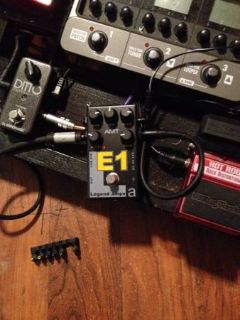 Amt legend e1 engl distortion pedal, also. 4- 12 Jensen speakers out of a behri