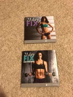21 Day Fix and 21 Day Fix Extreme
