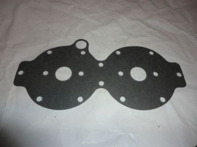 Buy 2) OMC 318335 WATER JACKET GASKET V4 CROSSFLOW. @@@CHECK THIS OUT@@@ motorcycle in Atlanta, Georgia, United States, for US $14.99