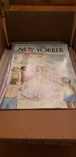 New Yorker magazines