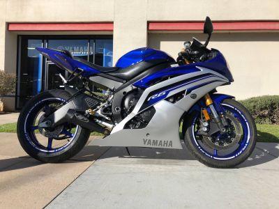 2016 Yamaha YZF-R6 Supersport Motorcycles EL Cajon, CA