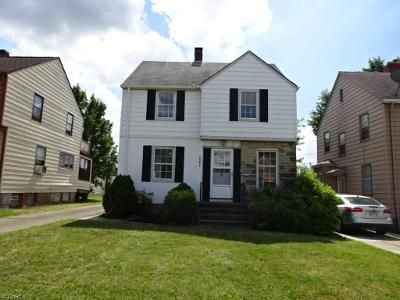 3 Bed 1 Bath Foreclosure Property in Cleveland, OH 44125 - Grace Ave