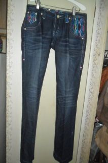 size 9/10 long Coogi jeans
