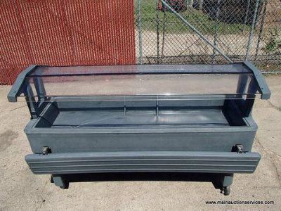 $1,750, Portable Salad Bar on casters  Restaurant Kitchen Equipment